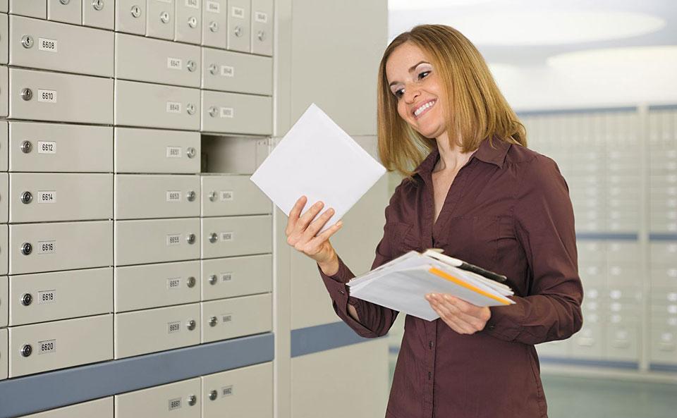 Postfach Die Post