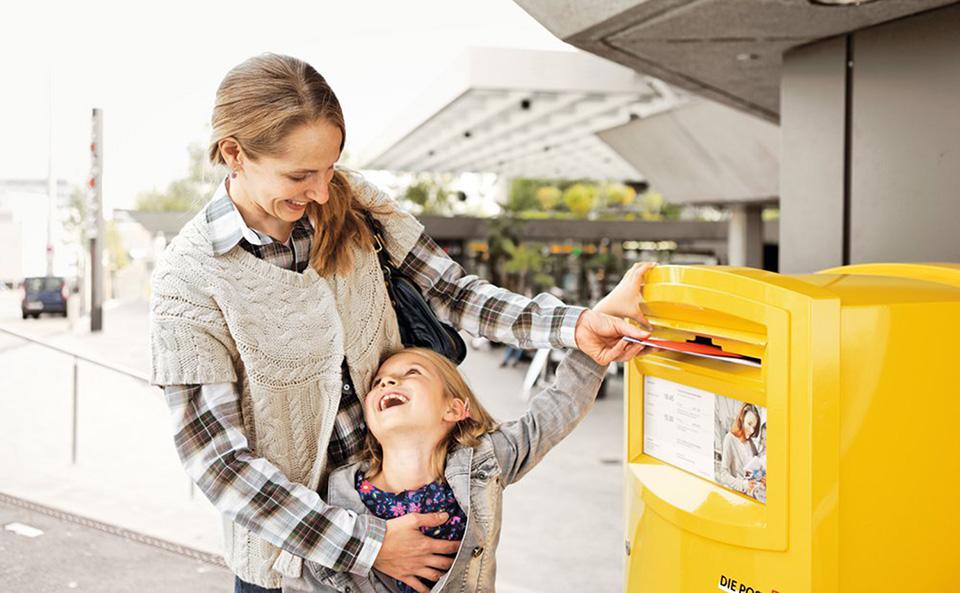 Preise Briefe Ausland Die Post