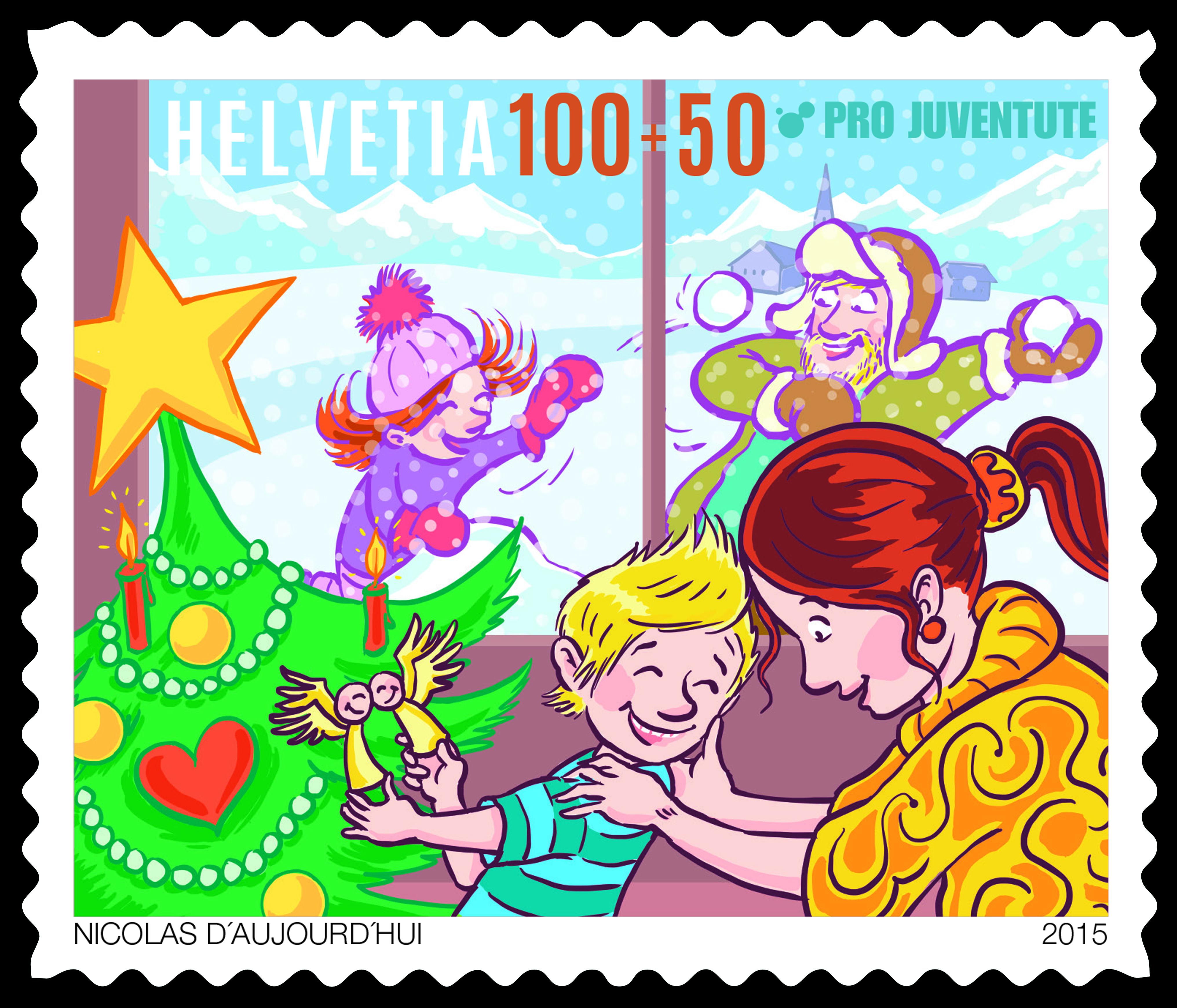 Weihnachten in basel 2015